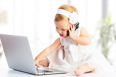 Kinderleichter Erklärung Computer